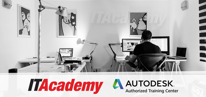 Steknite savremene CAD veštine u ITAcademy