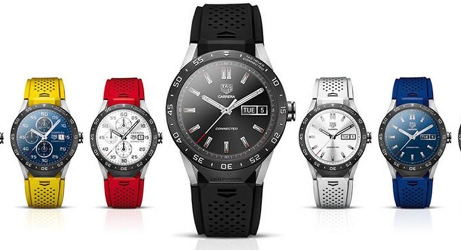 TAG Heuer Connected: 1350-Euro-Smartwatch vorgestellt