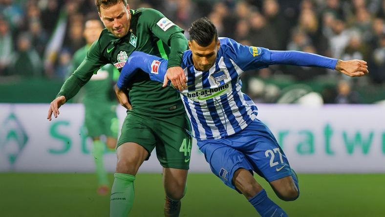 Werder Brema - Hertha Berlin