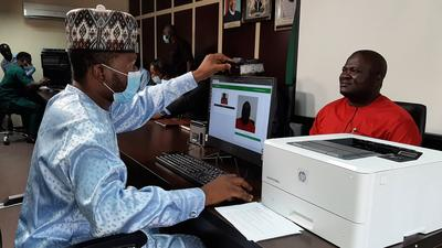 INEC suspends physical registration of voters in Anambra