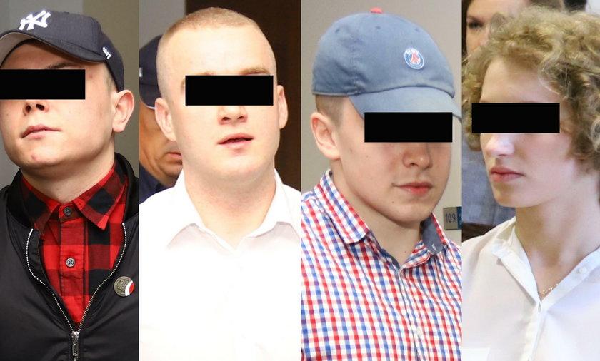 Proces podejrzanych o pobicie i zgwałcenie kolegi