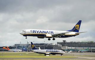 Ryanair w sezonie zimowym uruchomi 7 nowych połączeń z lotniska w Modlinie
