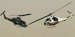 Zderzenie dwóch helikopterów. 7 osób nie żyje