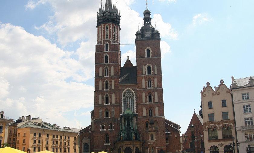 Krakowski kościół Mariacki