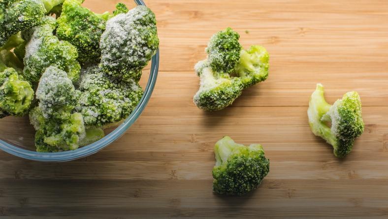 Pestycydy w mrożonych brokułach. GIS wycofuje je ze sprzedaży