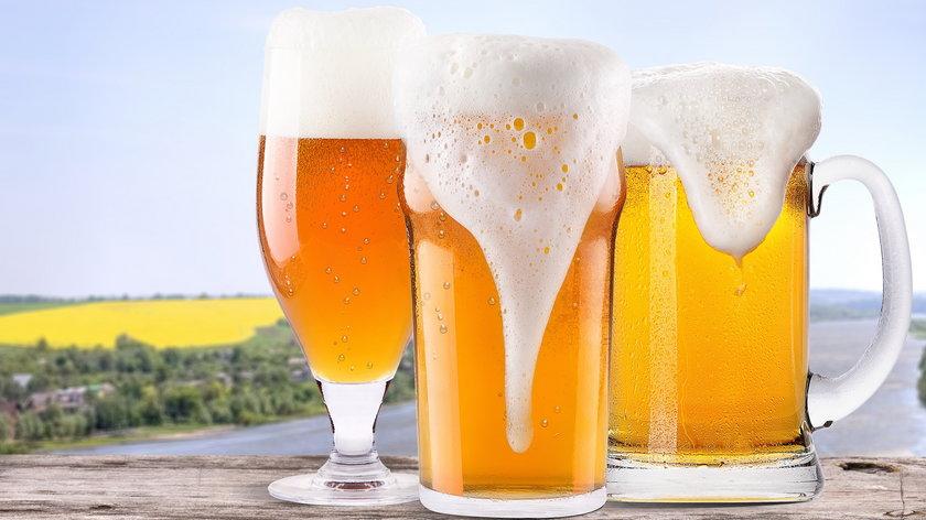 Akcyza na piwo.