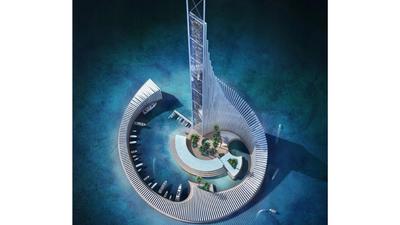 Developer receives green light to build Africa's second tallest skyscraper: Zanzibar Domino Tower