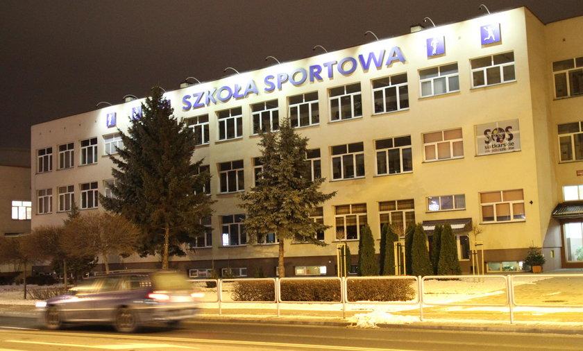 Szkoła sportowa w Rzeszowie