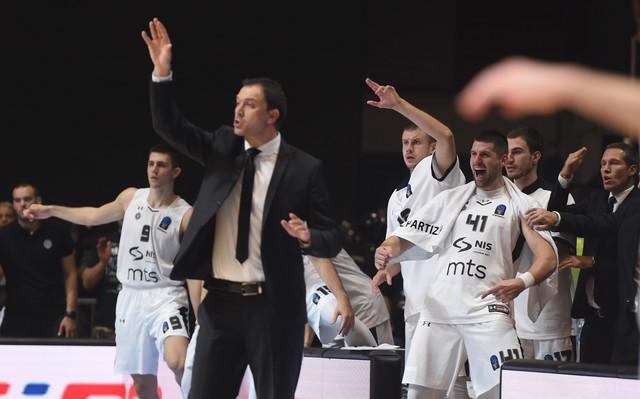Košarkaši Partizana