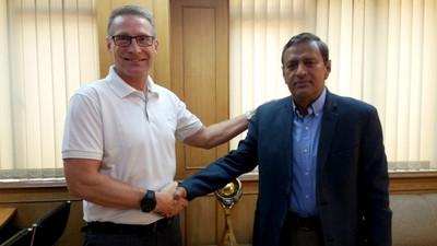Former Super Falcons coach Thomas Dennerby gets Indian U17 job