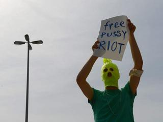 Pussy Riot free