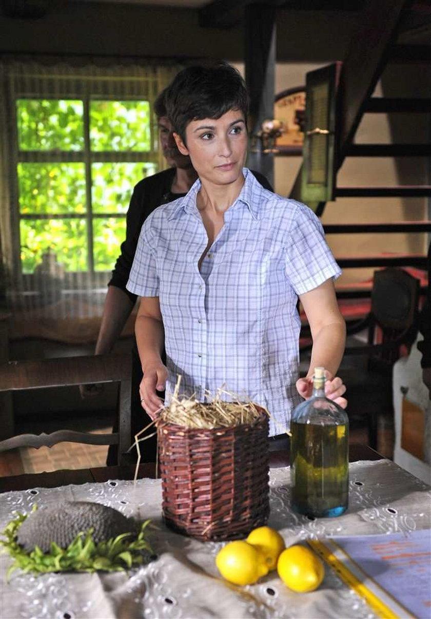 Joanna Brodzik poprowadzi program kulinarny. Joanna Brodzik przedstawi własne przepisy