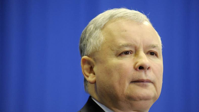 Kaczyński: Działania PO pachną wielką aferą