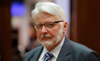 Szef MSZ: Regulacje nie miały ograniczać dostępu dziennikarzy do parlamentu