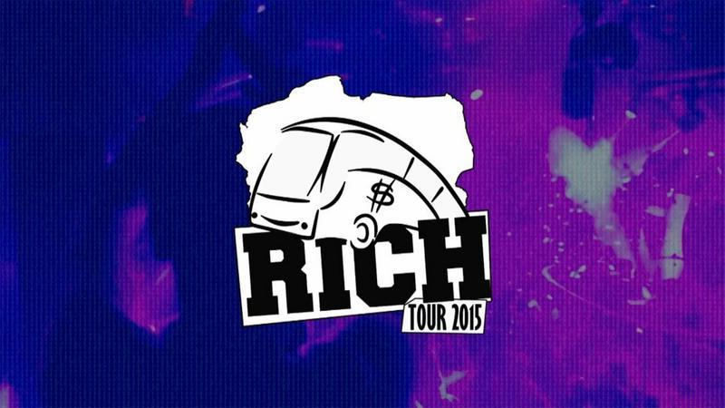 Rich Tour 2015
