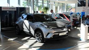 Toyota C-HR już w Polsce