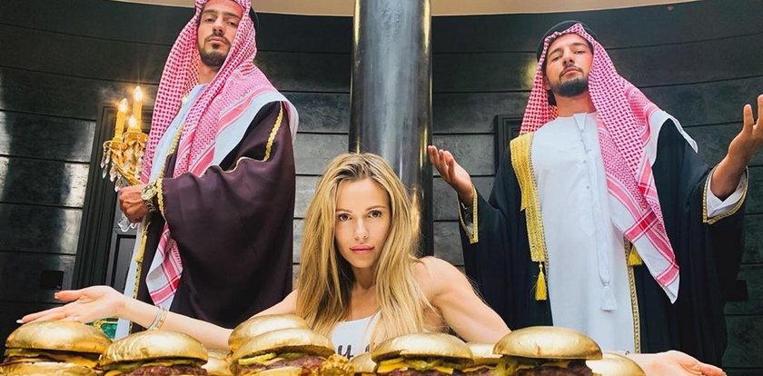 """Koniec prac nad filmem """"Dziewczyny z Dubaju"""". Doda zalała się łzami"""