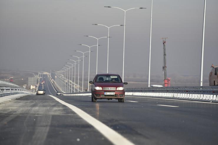 Autoput Miloš Veliki, autoput Surčin Obrenovac