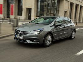 Opel Astra 1.5 Diesel – klekot na trzy cylindry
