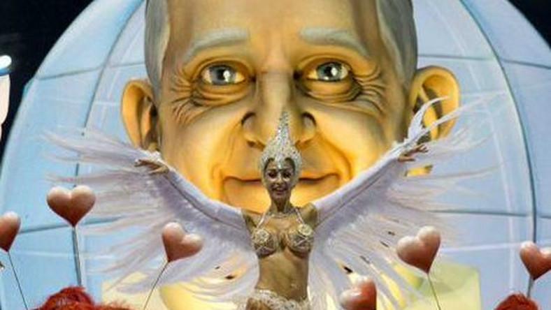 """Tegoroczne, karnawałowe widowisko przygotowała grupa taneczna """"Ara Yevi"""". Argentyńska szkoła samby inspirowała się biografią papieża Franciszka"""