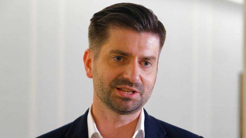 Krzysztof Śmiszek PAP/Mateusz Marek