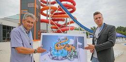 Aquapark Fala w Łodzi Będą nowe zjeżdżalnie