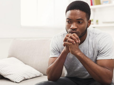 Conflicted: How you feel when a friend is cheating on their partner and you are not cool with it.
