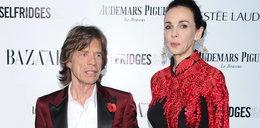 Ukochana Micka Jaggera zabiła się przez...
