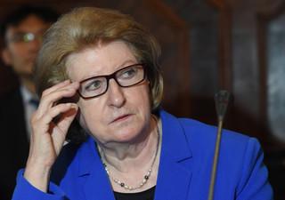 Suchocka honorową przewodniczącą Komisji Weneckiej. Dowód uznania czy gest polityczny?