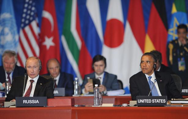 Putin i Obama na szczycie G20