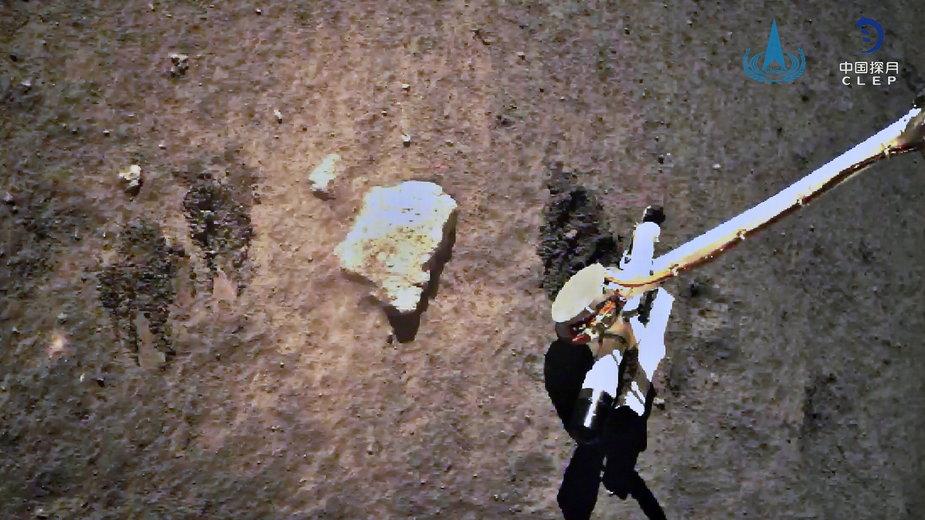 Sonda księżycowa Chang'e 5