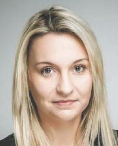 Agata Kicińska prawnik w kancelarii Sienkiewicz i Zamroch Radcowie Prawni sp. p.