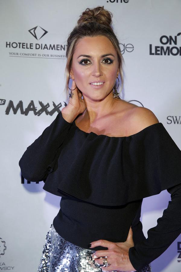 Karolina Szostak podczas KTW Katowice Fashion Week - Sport