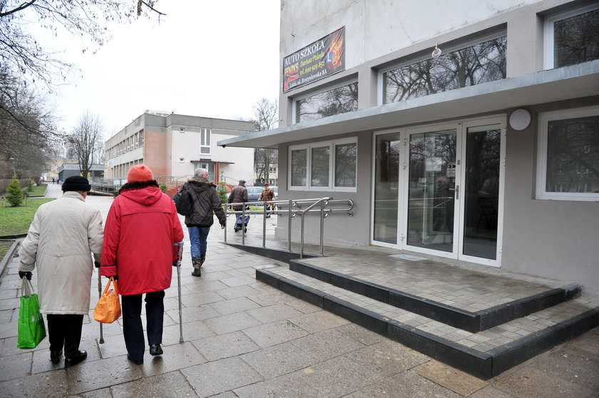 Zamknięte przychodnie w Łódzkiem