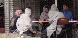 Uchodźcy w Europie. Zobacz jak żyją [FILM]