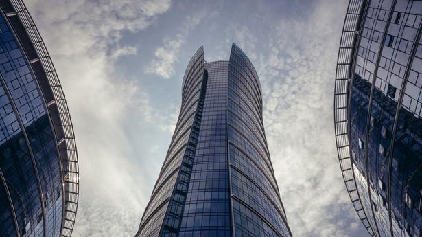 Budynek Warsaw Spire w Warszawie
