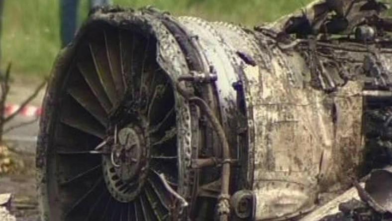 Katastrofa samolotu Tu-134 w Rosji!