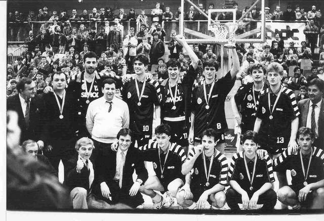 Trijumf crno-belih u kupu protiv Jugoplastike 1988. godine