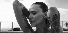 Mokra Sablewska pokazała piersi. Takich zdjęć dawno nie było!