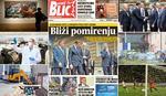 """""""EUROBLIC"""" ZA 8.9. Vučić u Sarajevu: Srbija i BiH su PRIJATELJI, iako se neki neće tome obradovati"""