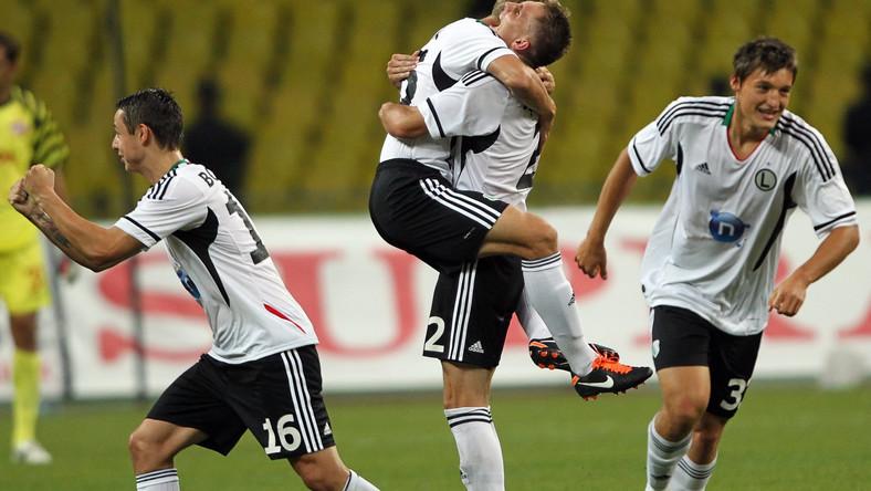 Legia czeka na rywali w fazie grupowej