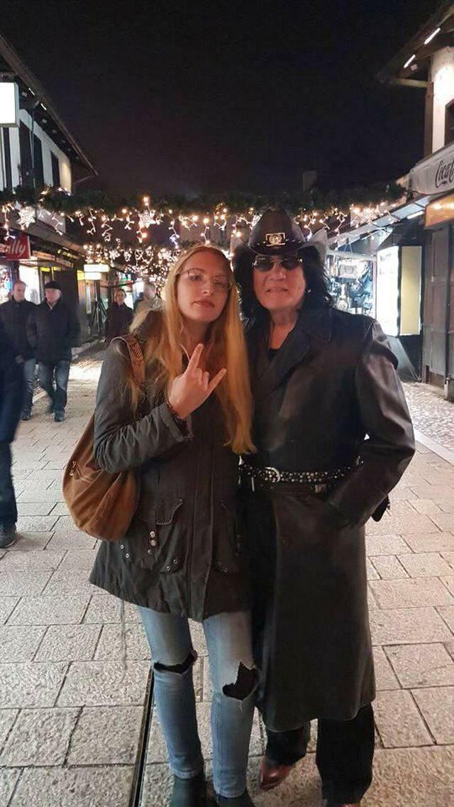 Milić Vukašinović i ćerka Maja