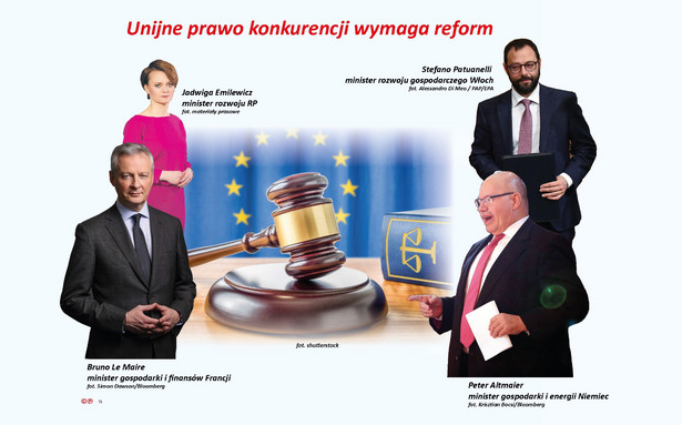 Unijne prawo konkurencji wymaga reform
