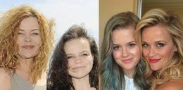 Jaka matka, taka córka. Widzisz podobieństwo?