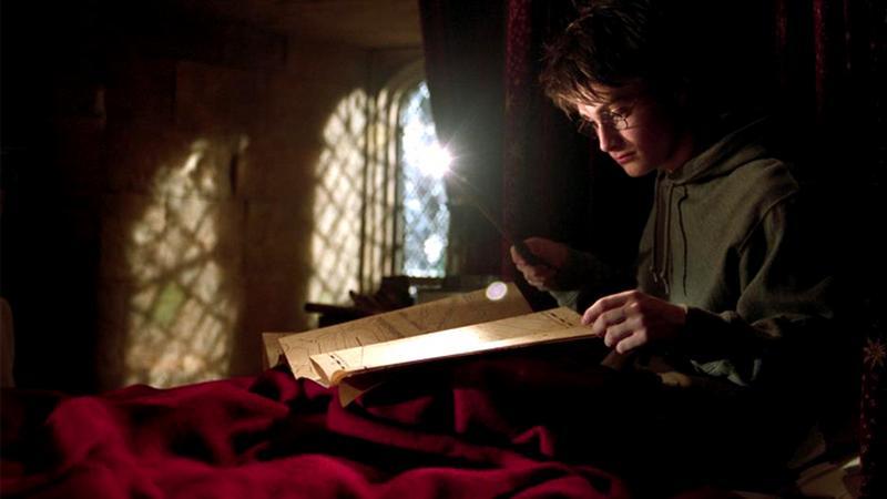 Harry Potter - kadr z filmu