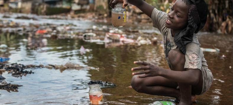 UN and partners aim to slash 90 per cent of cholera deaths by 2030
