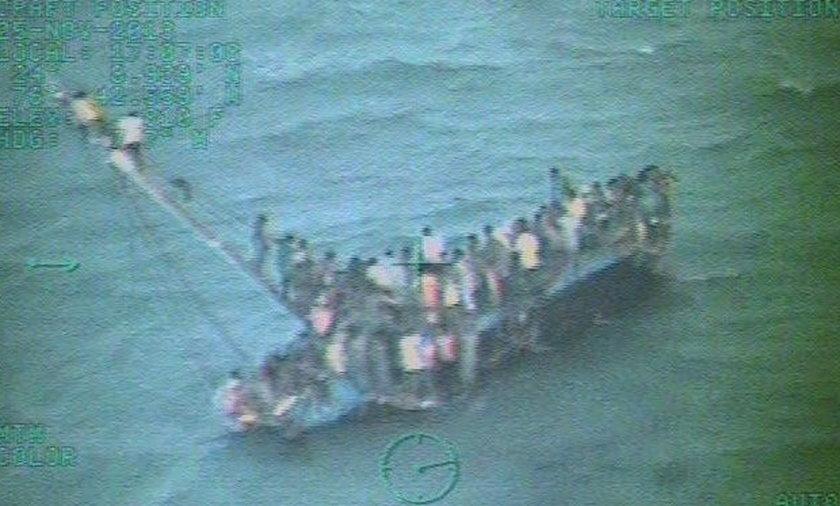 Katastrofa na Bahamach