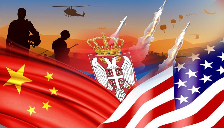 kina amerika srbija oruzje RAS Shutterstock