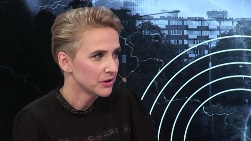 Burza polityczna: Joanna Scheuring-Wielgus