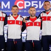 Srpski stonoteniseri NISU USPELI, ali ostaje JOŠ JEDNA ŠANSA! Levajac i Peto poraženi u prvom kolu na OI!